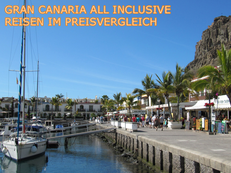 Gran Canaria All Inclusive Reisen