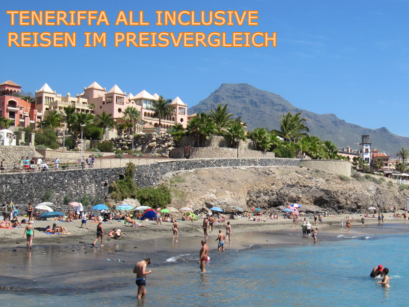 Teneriffa All Inclusive Reisen